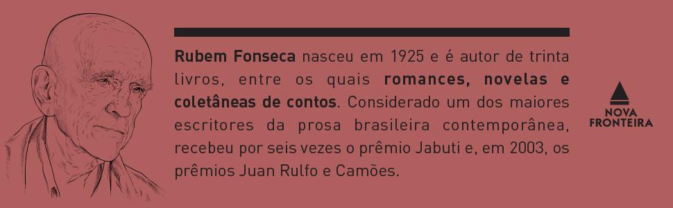 Rubem Fonseca, contos, novelas, romances, Jabuti, Camões