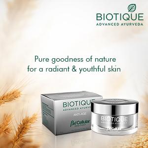Biotique Bxl Cellular Saffron Nourishing Cream 50gm