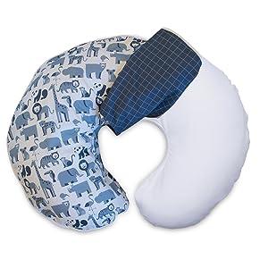 boppy pillow, boppy pillow cover, nursing pillow, infant, newborn, nursing