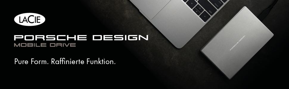 LaCie Porsche Design