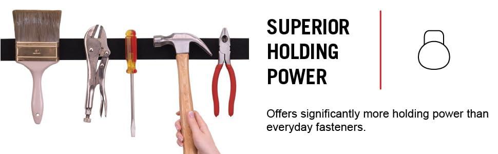Superior holding power, heavy duty fastener, indoor fastener, outdoor fastener