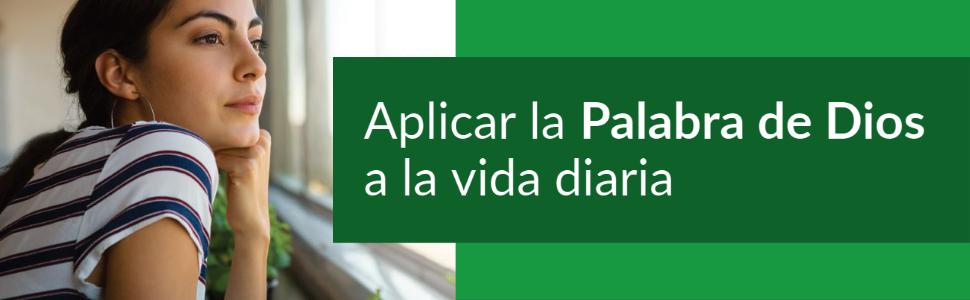 Biblia estudio diario vivir NTV español