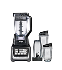 countertop blender, kitchen system, single serve blender, to go cups, total crushing pitcher