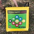 nine ball target, archery target fun, practice target