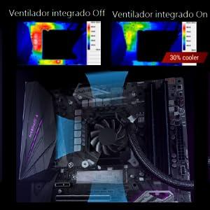 ASUS ROG RYUJIN 360 - Sistema de refrigeración líquida de CPU con ...