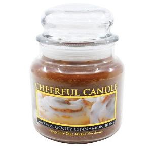 16oz Warm & Gooey Cinnamon Buns Jar Candle