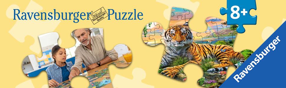 Puzzle XXL de 200 pièces.