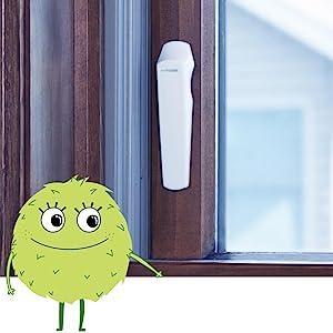 window amp; door wedge locks
