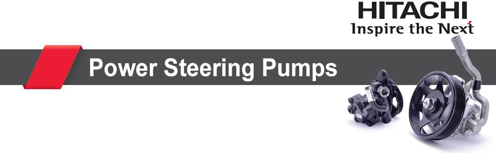 power steering pumps - Inspire the Next - Banner 1