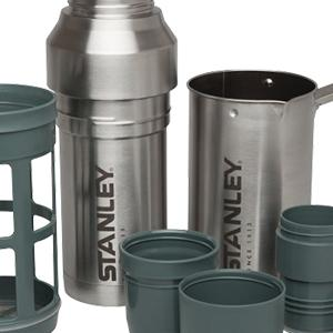 Amazon.com: Stanley Mountain - Sistema de café al vacío ...