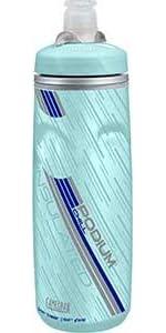 water bottle, camelbak, podium, insulated, cycling, bike, mtb