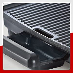 Prestige Electric Grill Oil Free Cooking