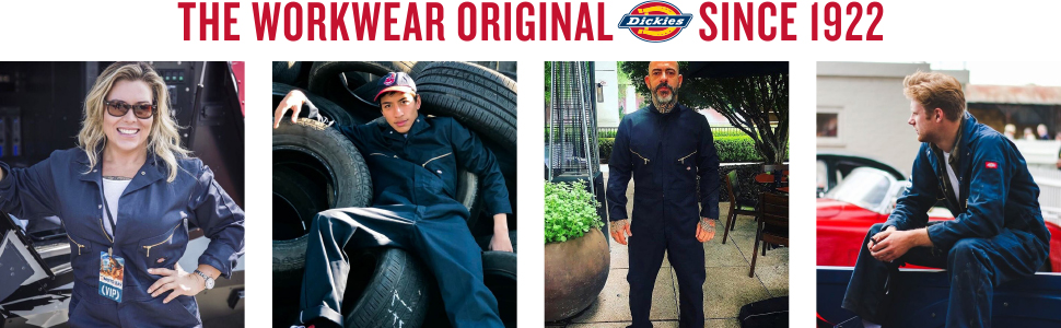 coverall, mechanic coverall, Carhartt, work coverall, overall, long sleeve coverall, Dickies