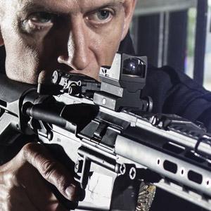 Trijicon RMR Type 2 Rifle Mounted Reflex Sight