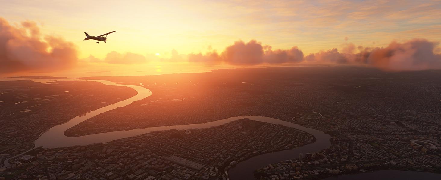 Windows Xbox Flight Simulator 2020 Microsoft 6
