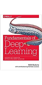 Fundamentals of Deep Learning machine
