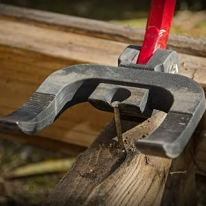Crescent Bull Bar Adjustable Pry Bar Deck Wrecker Board Nail Puller Home Tool