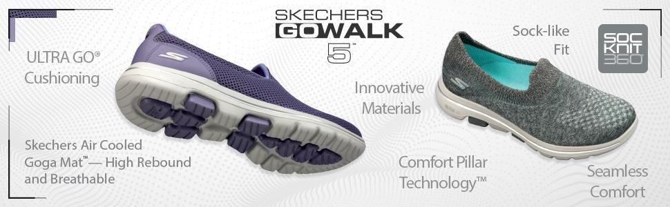 Skechers Women's Go Walk 5-15943