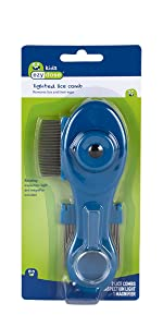 lice comb long short light