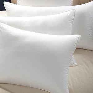 Amazon Com Superior White Down Alternative Pillow 2 Pack