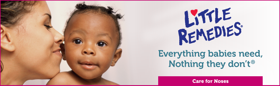 Little Remedies | Everything babies need, Nothing they don't | Care for Noses