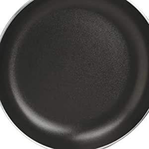 Nirlep, non-stick, fry pan, kadhai, dosa maker, kadhai with lid, metal spoon friendly fry pan
