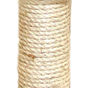 sisal; fiber; scratch; scratching; scratcher; post