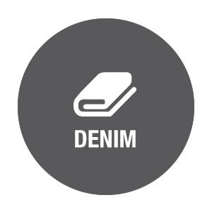 Chef Works Denim Icon