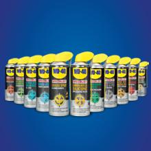 wd40 specialist, lubrificante al silicone, detergente contatti, grasso bianco, grasso al litio,