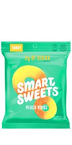 SmartSweets Peach Rings