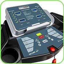 Lite Runner Treadmill Console