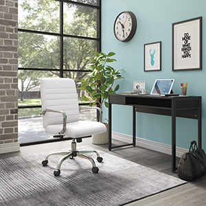 desk chair, office, table desk