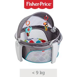 Fisher-Price Elefante y tucán activity, juguete colgante para bebé ...
