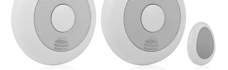 Smartwares RM175RF/2 - 10.041.05. Detector de humo ...