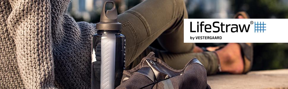 Life Straw Universal, adaptador de botella para beber: Amazon.es ...
