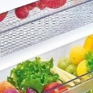 Vegetable Crisper with Honey Comb Moisture