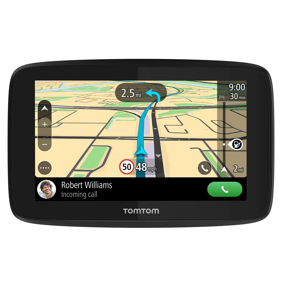 Updates: TomTom GO Professional 6200 With Updates Via WI-FI
