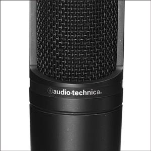 Audio-Technica AT2020 Cardioid Medium-diaphragm Condenser Microphone 5