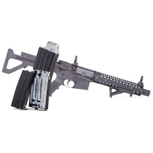 DPMS SBR Crosman Full Auto BB Air Rifle CO2