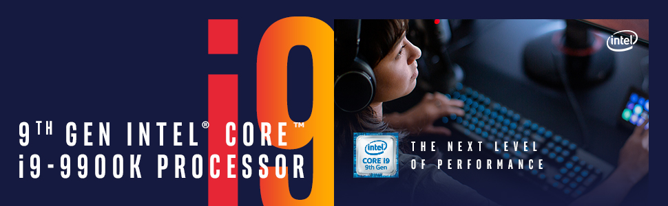 9th Gen Intel Core i9-9900K Desktop Processor