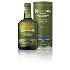 Whiskey, Irish, Peated, Whisky, Single malt, gift, tradition, heritage, Kilbeggan, Connemara