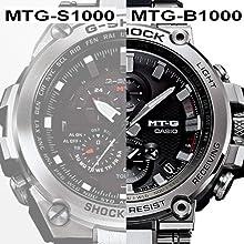 外装設計 ダウンサイズ 小型 G-SHOCK  gshock ジーショック MTG-B1000 MTG えむてーじー