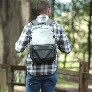 Outdoors, travel, camping, lowepro, adventure, camera bag