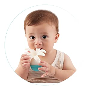 mombella silicone baby teether safe silicone bpa free