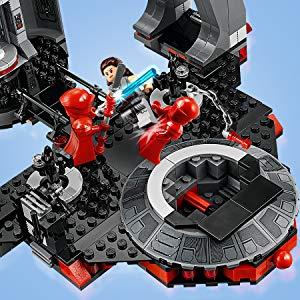 ¡Una gran incorporación para cualquier colección LEGO Star Wars