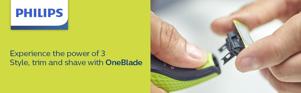 ONEBLADE Blade _ header
