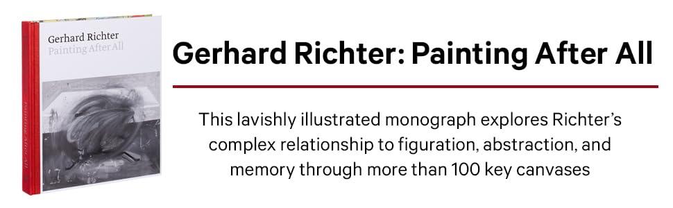 Gerhard Richter, retrospective, exhibition catalogue, Met Museum