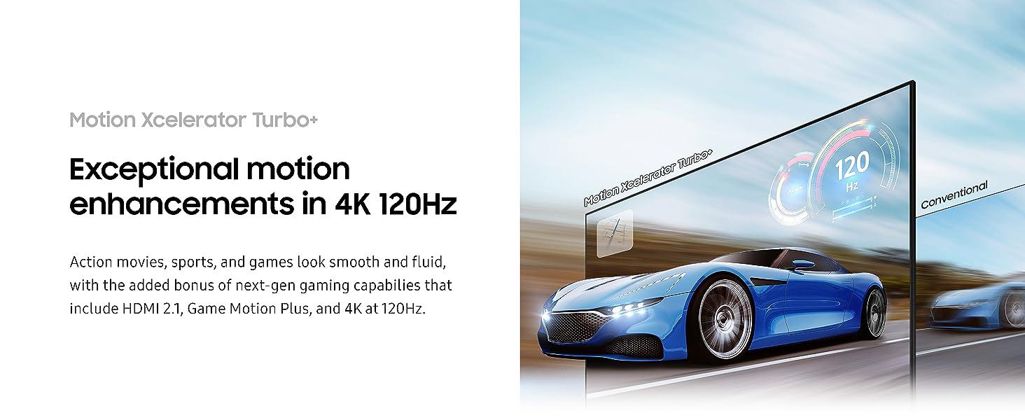 Motion Xcelerator Turbo+