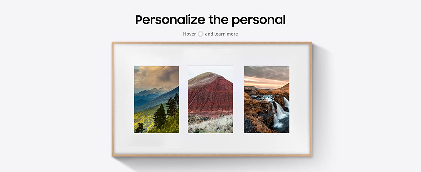 personalize the personal