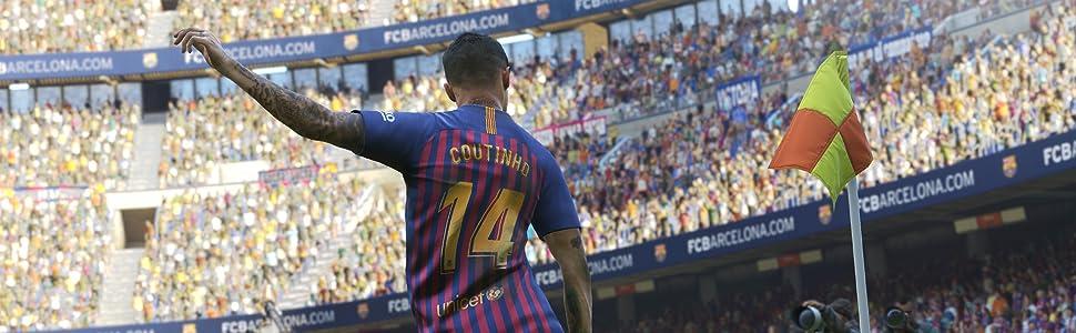 PES 2019 David Beckham Edition - PS4